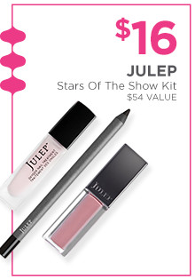 Julep Stars Of The Show Kit is $16, a $54 value.