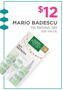 $10 Mario Badescu Hit Refresh Trio,a $26 value.