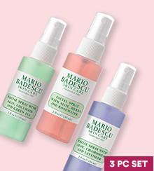 Mario Badescu Facial Spray Trio - Travel Edition $12