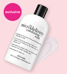 Philosophy Limited Edition The Microdelivery Exfoliating Facial Wash 12 oz $15
