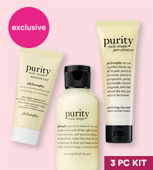 Philosophy Powerful, Pure &Simple Gift Set $15