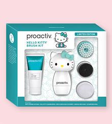 Proactiv Hello Kitty Brush Set Now $49