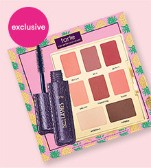 Tarte Flawless On The Fly Color Collection $19