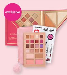 ULTA Beauty Beauty Boss Kit & Just Face It Palette Now $9.99 ea