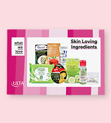 ULTA Beauty What We Love Skin Loving Ingredients Sampler Kit $4.99