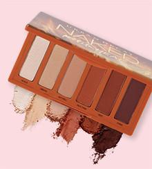 Urban Decay Naked Petite Heat Eyeshadow Palette Now $15