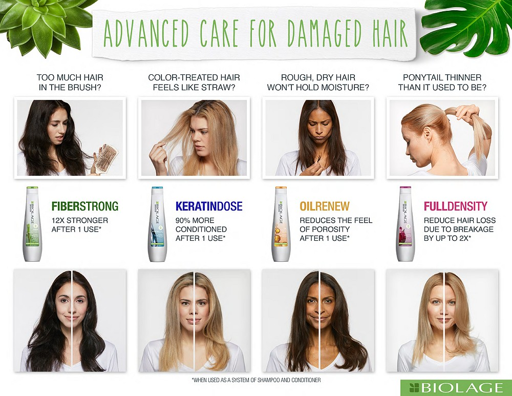 Matrix Biolage Advanced Full Density Shampoo For Thin Hair Ulta Beauty