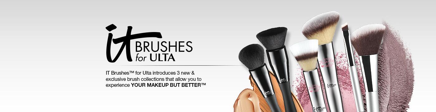 ulta makeup brushes. free shipping over $50. order by mon dec 18 11:59pm ct get 24. navigation. ulta ulta makeup brushes