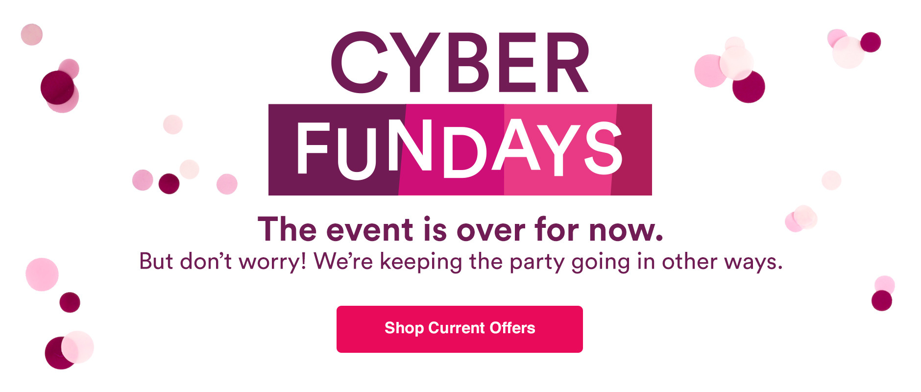 41eefe206f2 Cyber Fundays Sale