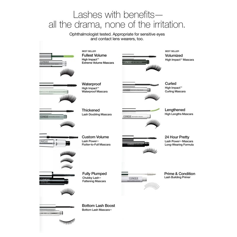657cd91668c Find your perfect Clinique mascara - Click Here!