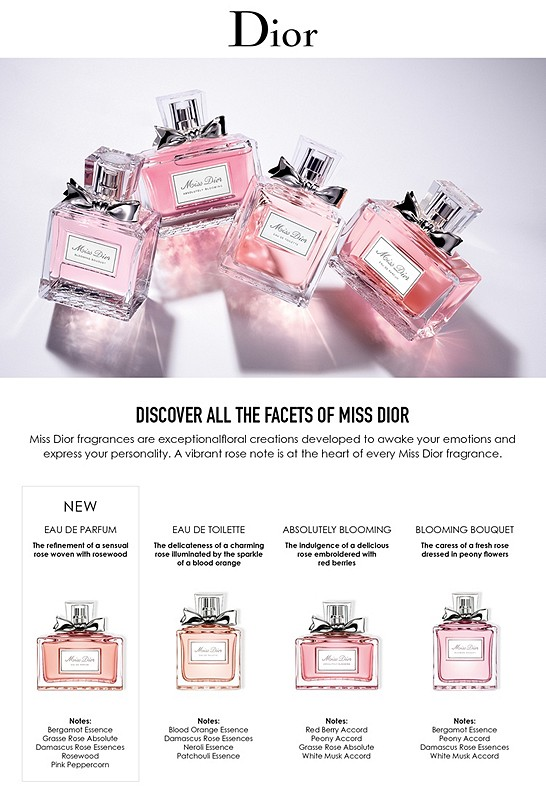 Miss Dior EDT 2019 in 2019 Perfume Perfumes 1 t