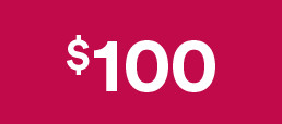 Give $100
