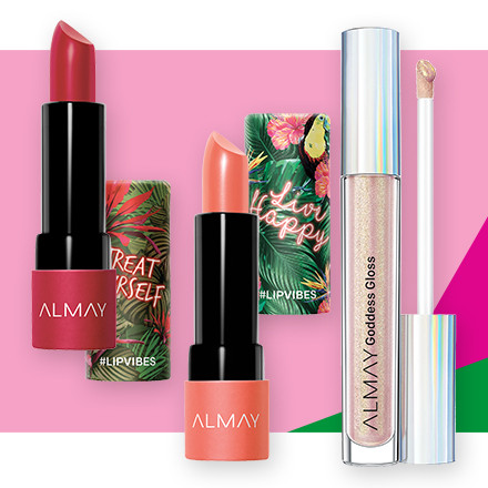 Receive 40% off Almay Lip products during Holiday Haul at Ulta Beauty!