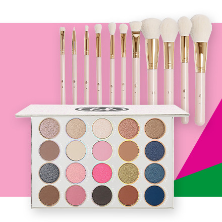 Receive 30% off BH Cosmetics Fairy Lights Collection during Holiday Haul at Ulta Beauty!