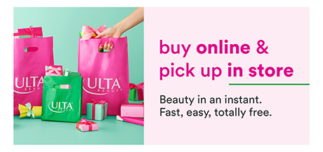 Buy Online Pick Up In Store is now available in every store! It is fast, easy, and totally free.