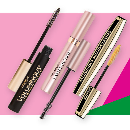 L'Oreal Voluminous Mascaras are 2 for $12 during Holiday Haul at Ulta Beauty!