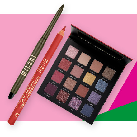 Receive 30% off Milani eye & lip products during Holiday Haul at Ulta Beauty!