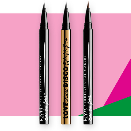 Receive 30% off NYX Professional Makeup Epic Ink Eyeliner during Holiday Haul at Ulta Beauty!