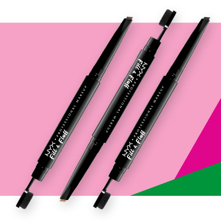 Receive 30% off NYX Professional Makeup Fill & Fluff Eyebrow Pomade Pencil during Holiday Haul at Ulta Beauty!