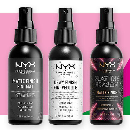 Receive 30% off NYX Professional Makeup Setting Spray during Holiday Haul at Ulta Beauty!
