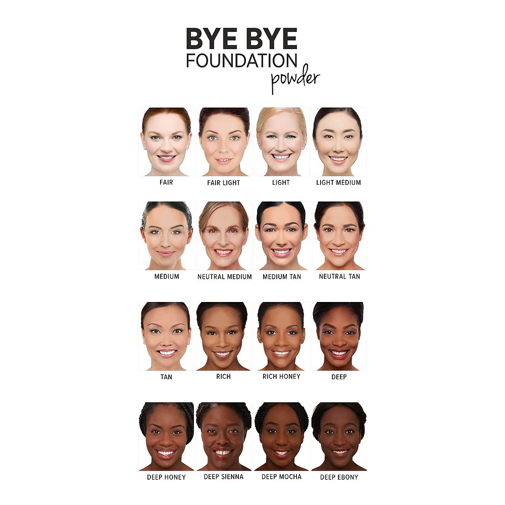 It Cosmetics Bye Bye Foundation Powder Ulta Beauty
