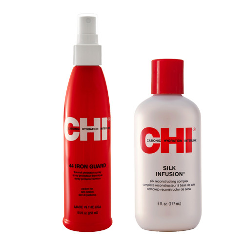 50% off select Chi styling