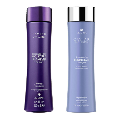 Alterna Caviar CC Cream 2.5oz & Replenish Moist S&C 8.5oz 50% Off
