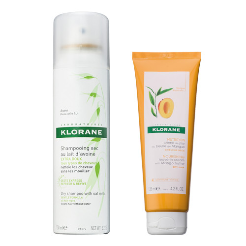 Klorane 50% Off Dry Shampoo & Mango Collection