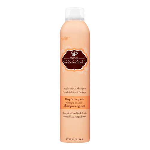 550% off Hask Shampoo, Conditioner, & Dry Shampoo