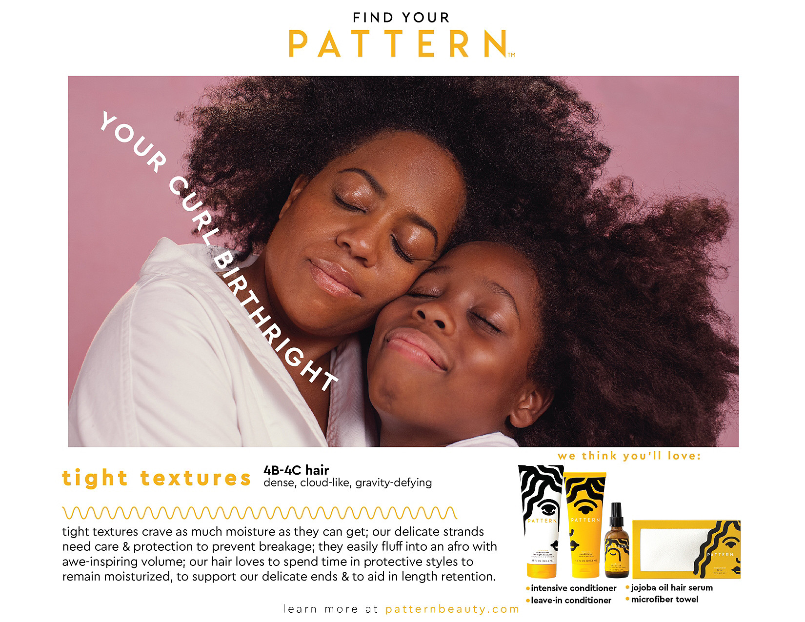 Pattern Intensive Conditioner For Tight Textures Ulta Beauty