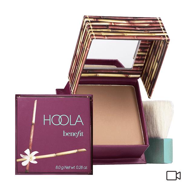 Shop Ulta Beauty's 21 Days of Beauty and receive 50% off Benefit Cosmetics* Hoola Matte Bronzer