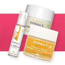 DERMA E 30% Off Entire Brand