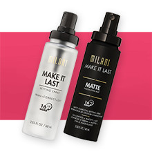 MILANI 30% Off Setting Sprays reg $9.99