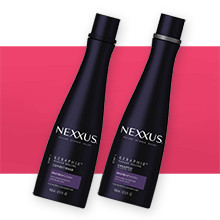 NEXXUS 40% Off Haircare Excludes Liters, Travel Size & Packettes