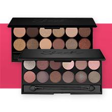 SLEEK MAKEUP 50% Off Eyeshadow Palettes reg $12.99