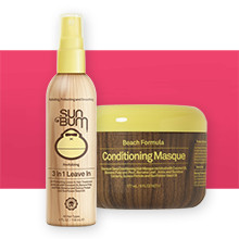 SUN BUM Buy One Get One 40% Off Haircare reg $14.99-19.99