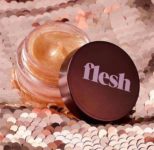 Flesh Limited Edition Fleshpot Eye & Cheek Gloss