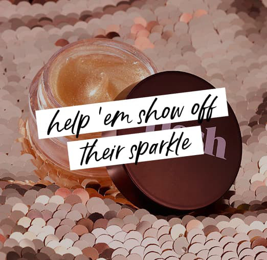 Help 'em show off their sparkle