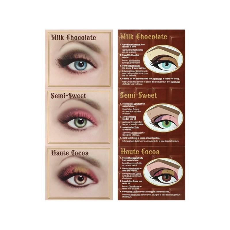 Chocolate Bar Or Natural Eye