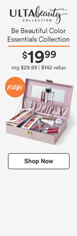 Be Beautiful Color Essentials Collection $19.99 Reg. $29.99 $142 value