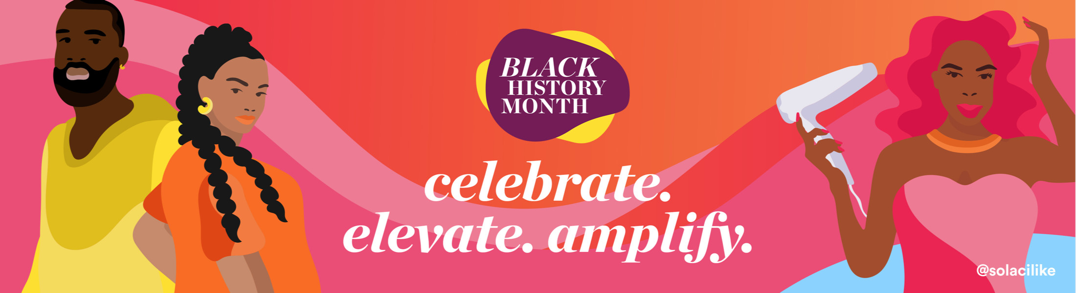 Beauty Without Limits - Black History Month