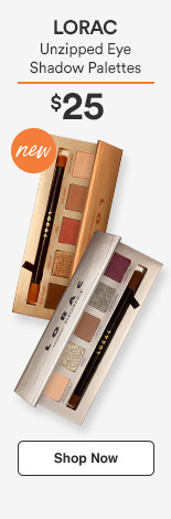 NEW Unzipped Eye Shadow Palettes $25