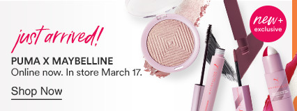 NEW!! Ulta Exclusive Puma X Maybelline