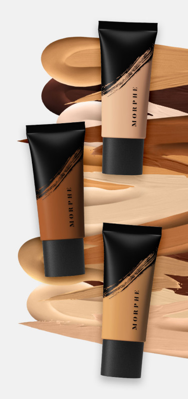 Shade Finder Morphe Fluidity Full Coverage Foundation Ulta Beauty A wide variety of morphe foundation cream options are available to you 817 products found for. shade finder morphe fluidity full