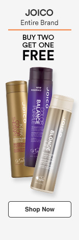 Joico buy 2 get 1 free entire brand