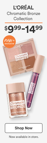 Now In Stores Chromatic Bronze Collection