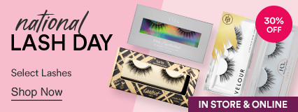 30% off Select Lashes