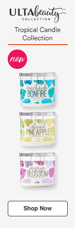 Ulta Beauty Collection Tropical Candle Collection