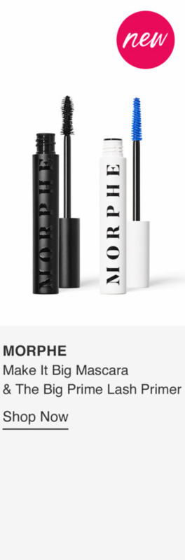 Make It Big Mascara $12 The Big Prime Lash Primer $10