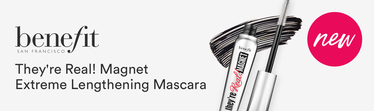 They're Real! Magnet Extreme Lengthening Mascara $27